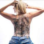 Tattoos - Candice - 136094